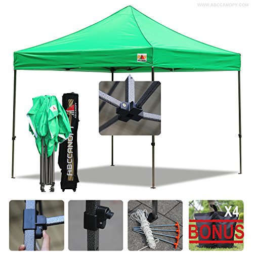 ABCCANOPY Instant Commercial Outdoor Wheeled product image