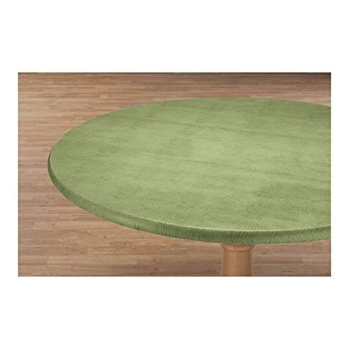 Illusion Weave Vinyl Elasticized Table