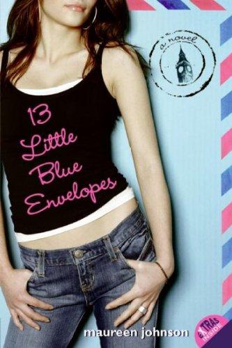 13 little blue envelopes - 3