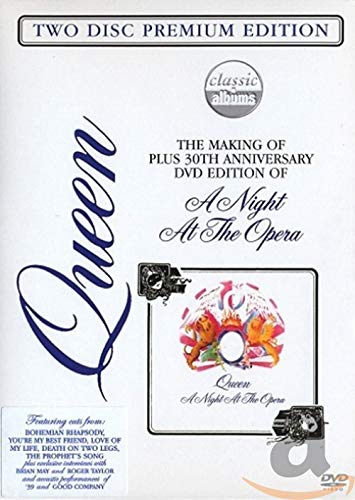 Queen - A Night At The Opera Special Edition Classic Album Reino ...