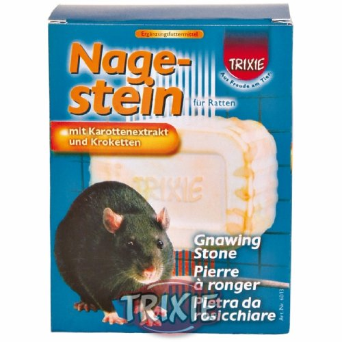Gnawing Mineral Stone Treat for Rats
