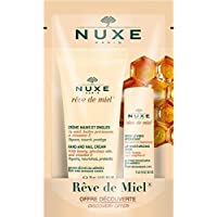 Nuxe Rêve de Miel Offre Découverte Crème Mains et Ongles 30 ml + Stick Lèvres Hydratant 4 g