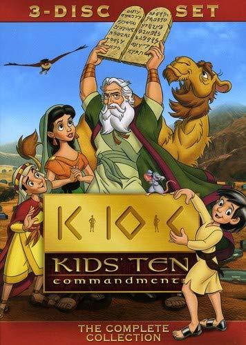 Kids' Ten Commandments: The Comp...