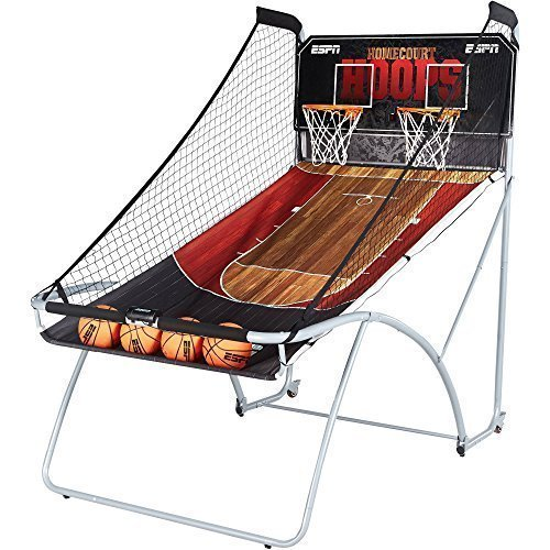 NEW EZ-Fold 2-Player Basketball Game by ESPN