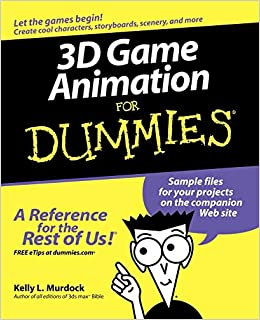 Buy 3D Game Animation For Dummies Book Online at Low Prices in India