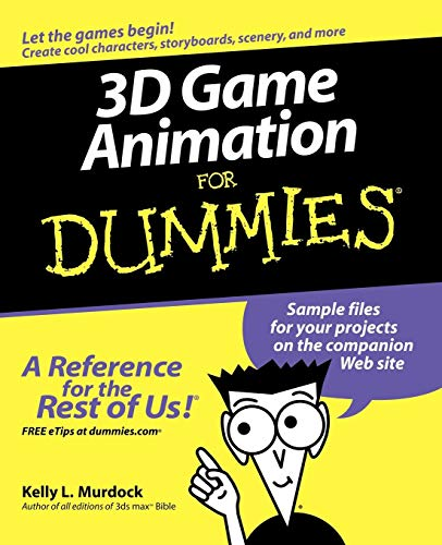 3d Game Animation For Dummies Pdf