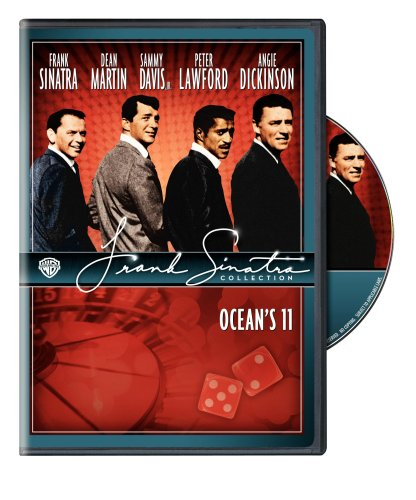 DVD : Ocean's 11 (, Dubbed, Repackaged, Standard Screen)