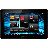 "Emerson EM1000B - 10.1"" Android Tablet - 4GB - Black (Certified Refurbished)"