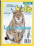 Best National Geographic Magazines For Kids - National Geographic Little Kids Magazine November December 2018 Review