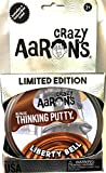 Liberty Bell Limited Edition with Coin Crazy Aaron's Thinking Putty 3.2oz