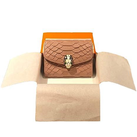 Cartera para Mujer Diseño De Cuero Multi Tarjeta De Crédito Diseño De Cuero 13 Ranura para