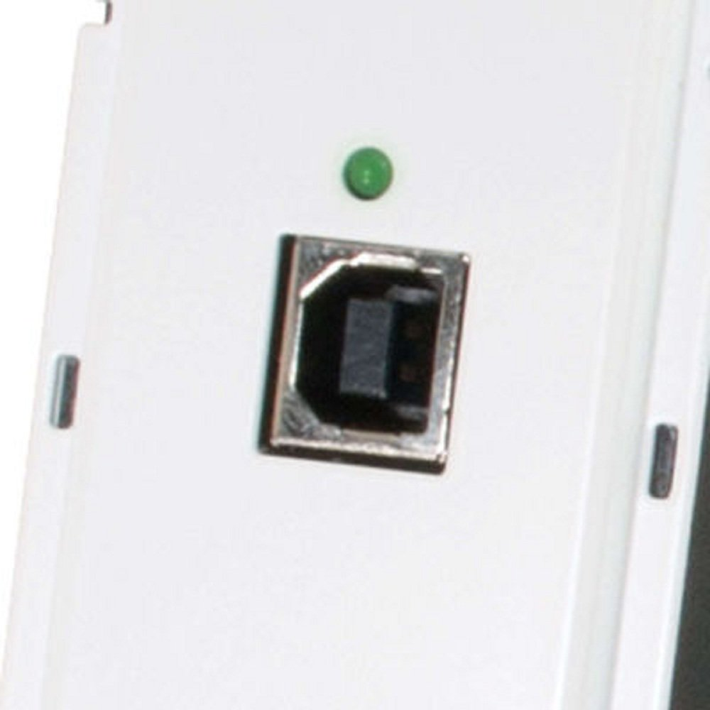 C2G/Cables to Go 53877 TruLink  USB 2.0 Over Cat5 Superbooster Wall Plate Kit by C2G/ Cables To Go (Image #4)