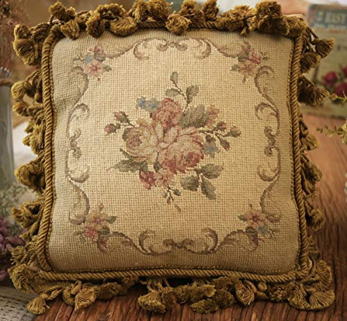 Aubusson Rose - Fine Home Crafts 12