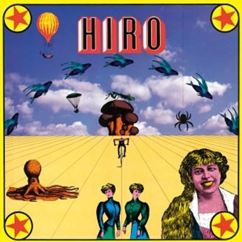 Hiro Yanagida - Hiro (1972) / [2017, Progressive Rock, Jazz-Rock, Psychedelic Rock, MP3]