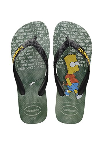 Wei ice Gris Multicolore Simpsons Tongs Adulte Mixte 3498 Havaianas wSYIqW