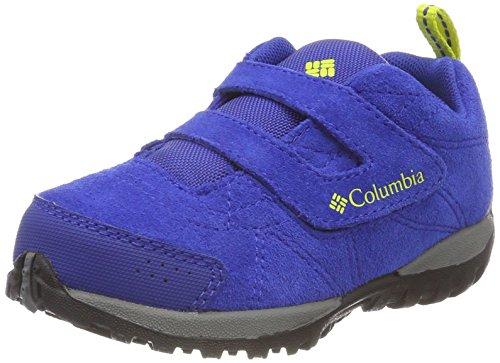 Columbia Childrens Venture, Zapatillas de Senderismo Unisex Niños Azul (Azul, Zour)