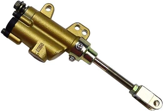 Rear Foot Brake Master Cylinder Pump 50cc 70 90cc 110cc 125cc 150 Dirt Pit Bike