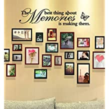YJYdada Wall Stickers,Removable Art Vinyl Mural Home Room Decor Wall Stickers