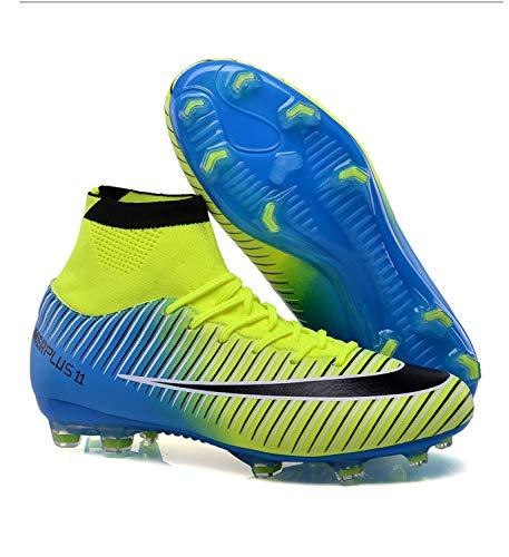 Verde Sportive Da Scarpe Mookey Corsa Calcio Cosy Caviglia Della Protezione Durable pSvHRqxnw