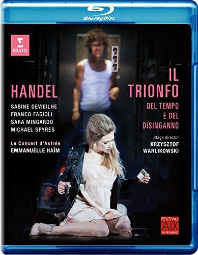 Handel: Il Trionfo del Tempo e del Disinganno (Blu-Ray) - Other Baroque Masterpieces