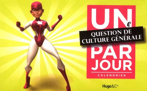 Une question de culture générale par jour 2012