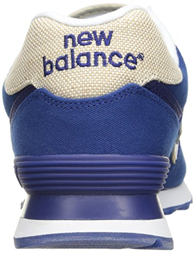 Balance New mode Baskets Bleu homme D ML574 fZxZqad