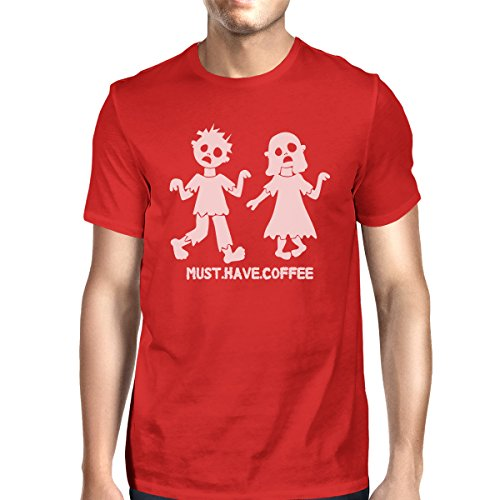de manga 365 Printing hombre corta Talla Camiseta para EqgP6fg