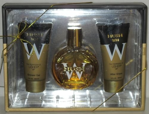 Our Impression of Usher VIP: Hush Win Gift Set by USA