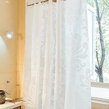 Sursy Vorhangstoff Vorhang Wasserdicht Schimmel Vorhang