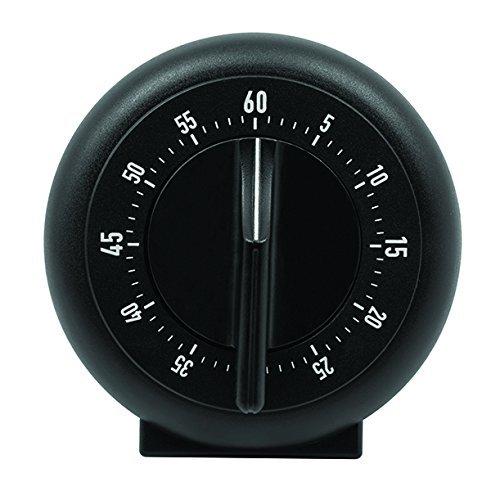 - MARATHON TI030001BK 60 Minute Mechanical Wind-Up Timer - Black