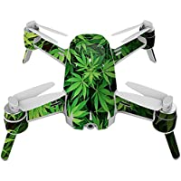 Skin For Yuneec Breeze 4K Drone – Weed | MightySkins Protective, Durable, and Unique Vinyl Decal wrap cover | Easy To Apply, Remove, and Change Styles | Made in the USA