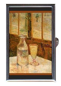 Vincent Van Gogh Still Life Absinthe Decorative Pill Box