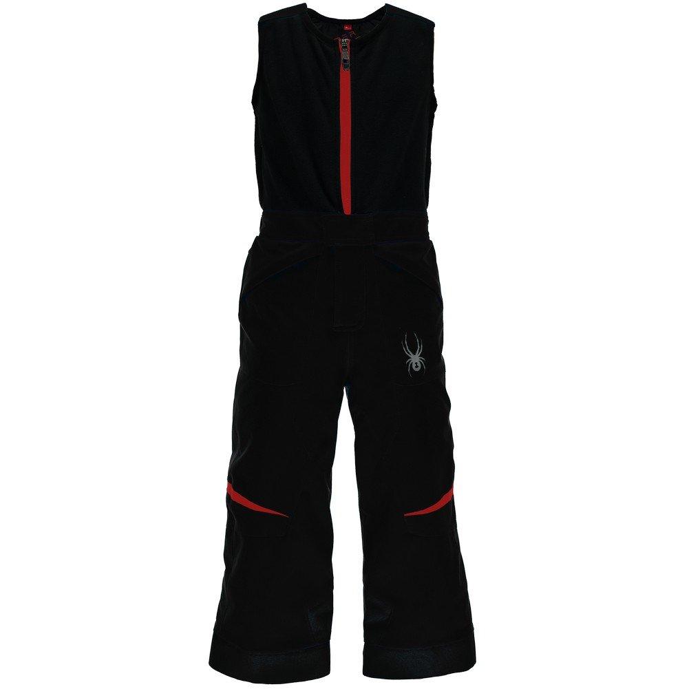 Spyder Boys Mini Expedition Pants, Size 7, Black/Formula by Spyder