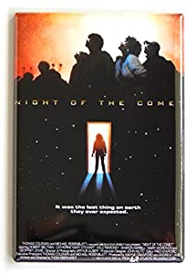 Night of the Comet Movie Poster Fridge Magnet (2 x 3 inches) from Blue Crab Magnets