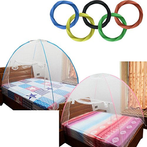 2016 RIO Olympic Games Designation Mosquito Net Bottomed Keeps Away Insects & Flies House Indoor Outdoor Play Tent