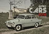 Retro Cars Calendar - 2018 Calendar - Calendars 2017 - Photo Calendar by Helma by