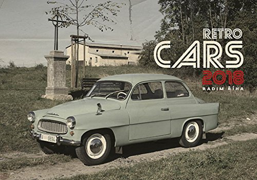 Retro Cars Calendar - 2018 Calendar - Calendars 2017 - Photo Calendar by Helma by (Calendar)