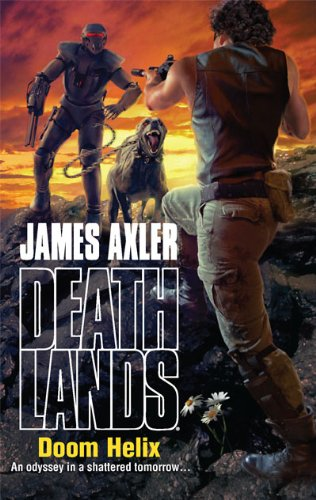 book cover of Doom Helix