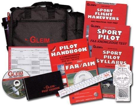 Gleim Sport Pilot Kit w/ CD - Gleim SPKIT/CD