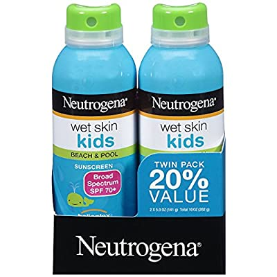 Neutrogena Wet Skin Kids Sunscreen Spray