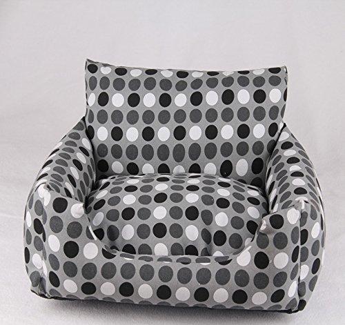 6055cm Cute cotton canvas sofa high quality pet supplies Dog Kennel ,6055cm