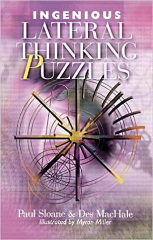 Book Ingenious Lateral Thinking Puzzles by Paul Sloane (1998-09-02)