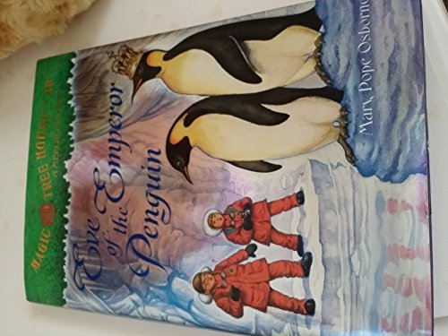 Eve Emperor of the Penguin - Penguin Magic