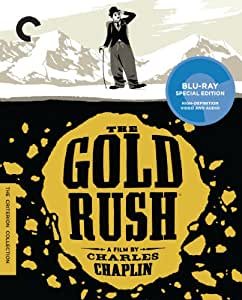 The Gold Rush (The Criterion Collection) [Blu-ray]
