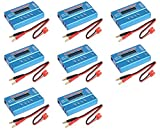 8 x Quantity of IMAX B6 Balanced Li-Po Battery Charger LiPo