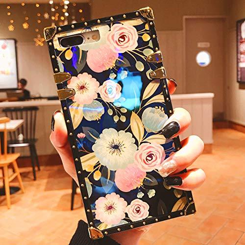 Logee Vivid Flower Case for iPhone 6 Plus/6S Plus 5.5