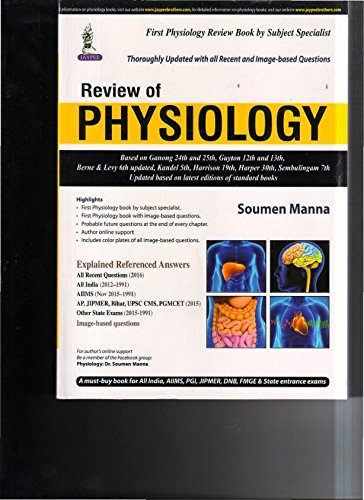 Review of Physiology pdf epub