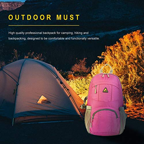 YTYC Comfortable Mountaineering Backpack Multifunction Portable Bag Outdoor by YTYC (Image #2)