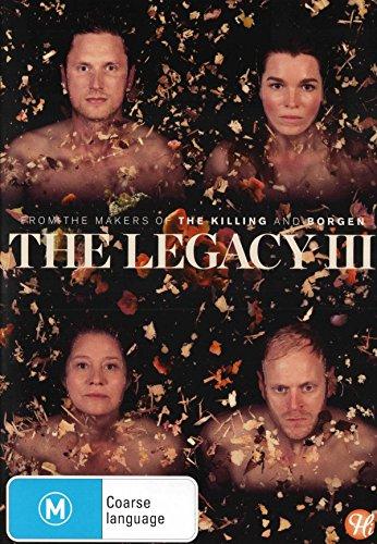 The Legacy: Season 3   3 Discs