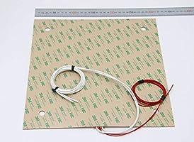 Almohadilla de silicona para impresora 3D, placa de calefacción ...